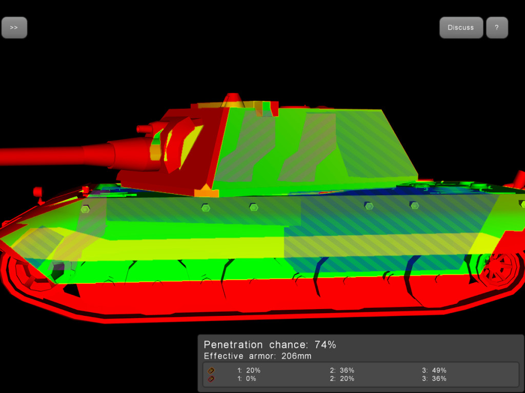 world of tanks armor inspector how to use