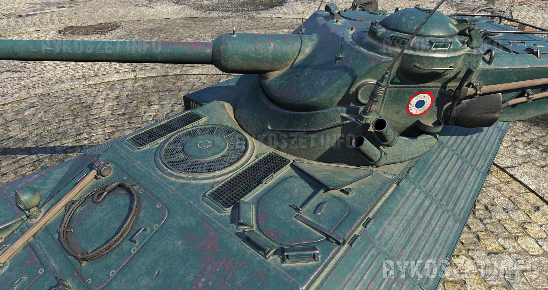 AMX 13 75 MatchMaking - Light Tanks - World of Tanks official forum