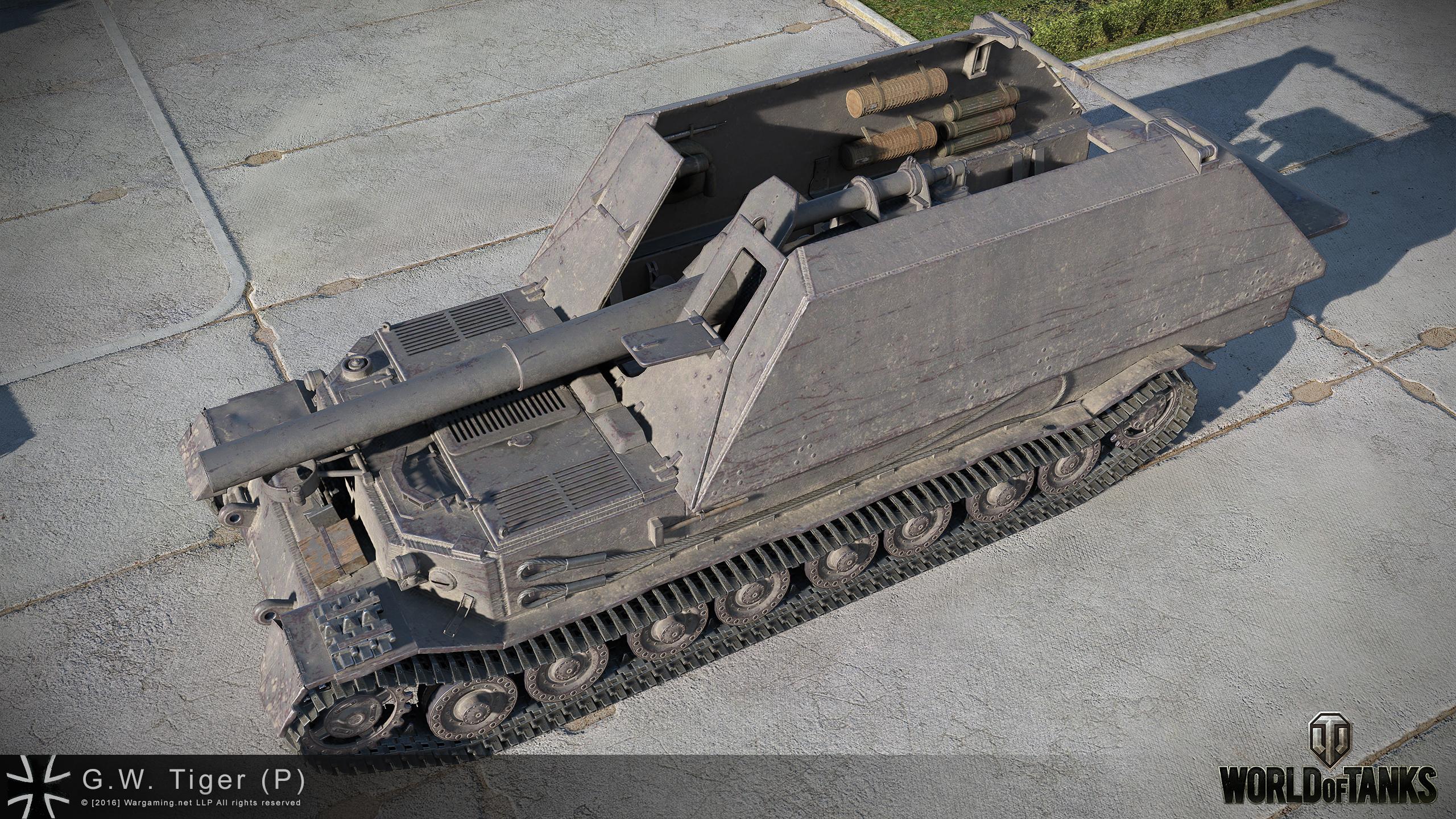 W.tiger World Of Tanks World of Tanks GW E100...