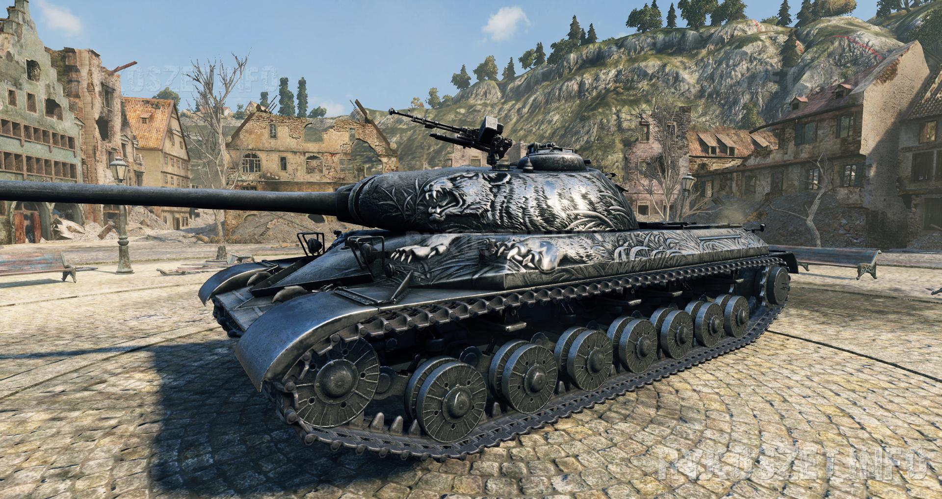 World of Tanks Asia – kolejny maraton na WZ-111 Alpine Tiger