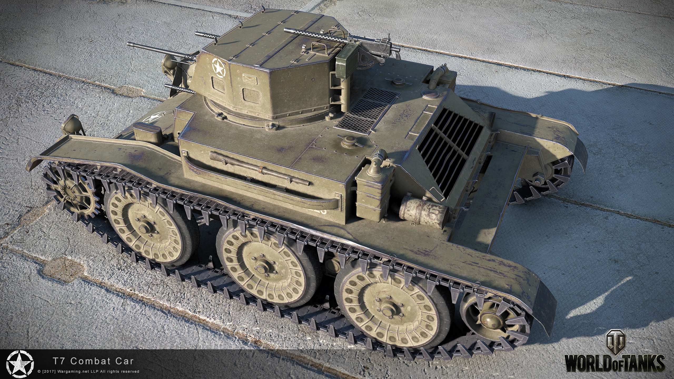 T7 combat car hd renders the armored patrol for Combat portent 30 18