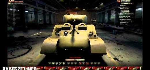 Eksperymenty WG z nowymi czołgami premium – (UWAGA: X tier !!!)