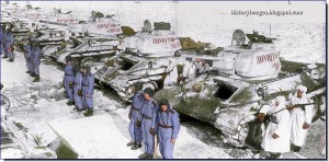 second-world-war-rare-color-images-pictures-russian-tank-tankers