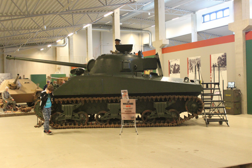 09 - The Sherman firefly alone was worth the trip