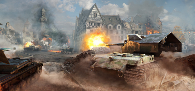 World-of-tanks-Waffentrager-auf-E-100-wide-i