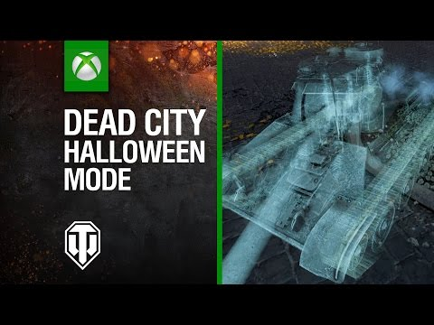 """""""Dead City"""" w WoT na Xbox!"""