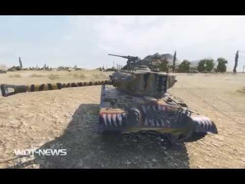 Rendery M46 Patton KR