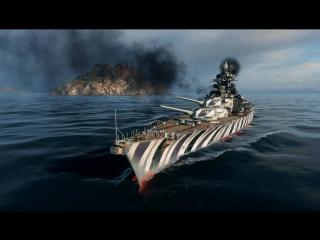 Tirpitz wpłynie do WoWs?