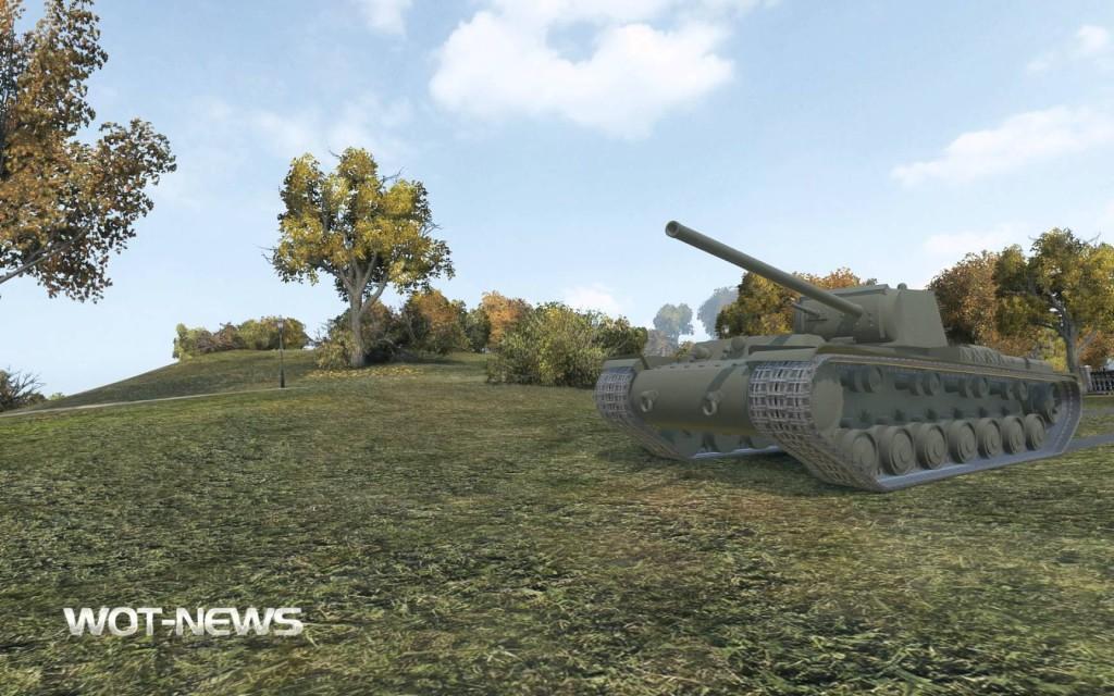 KV-4 Kreslavsky w obiektywie