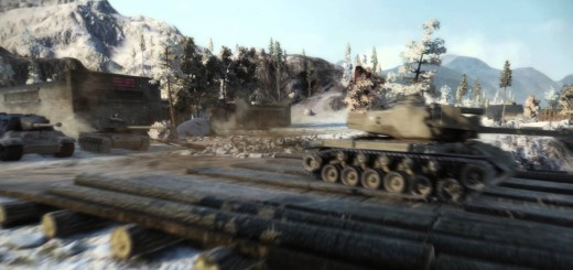 Trailer World of Tanks na PS4