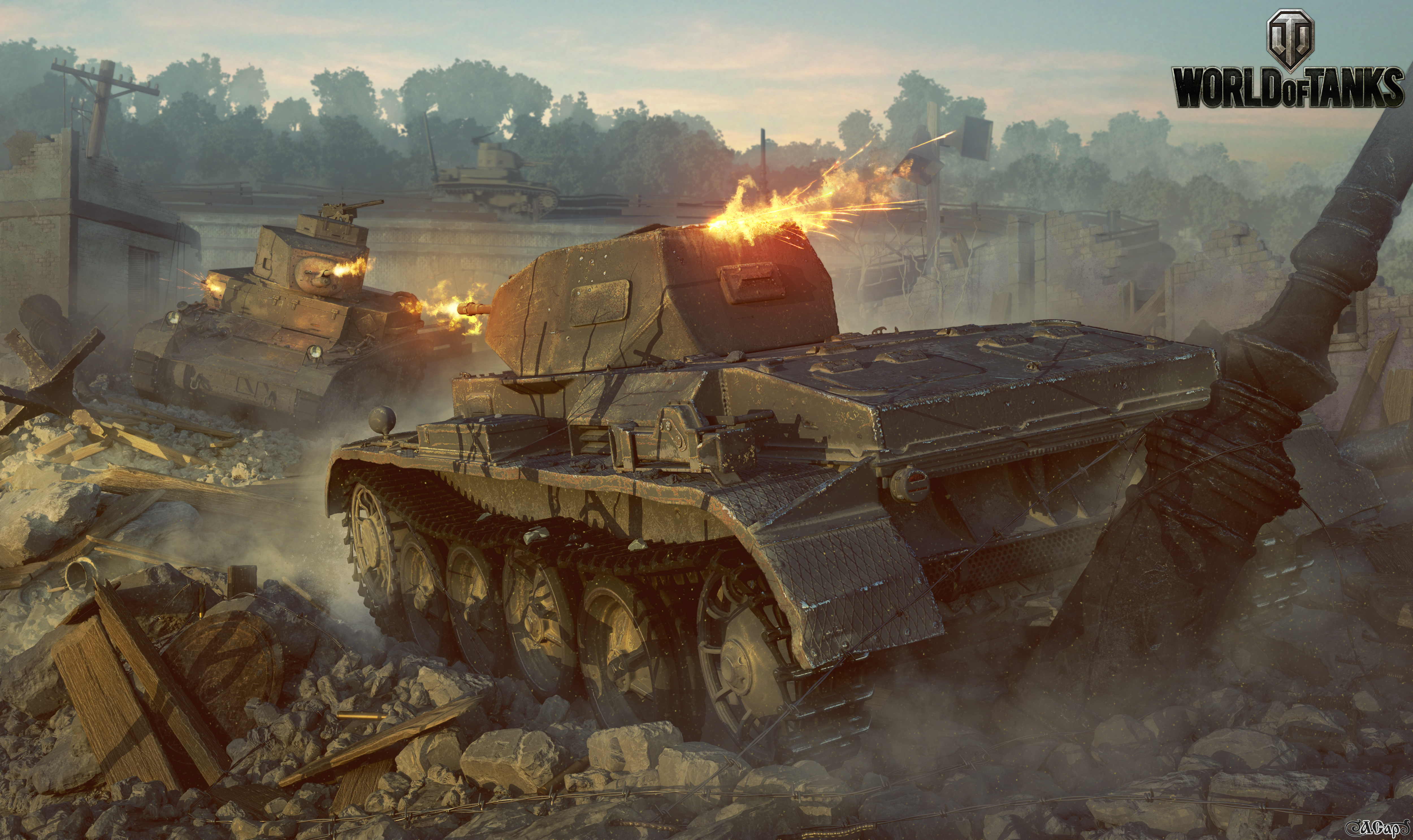 002_PzII.Ausf.D_vs_M2