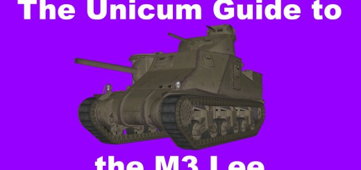 Jak grać M3 Lee