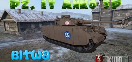 Panzer IV Anko w Akcji by Kuio