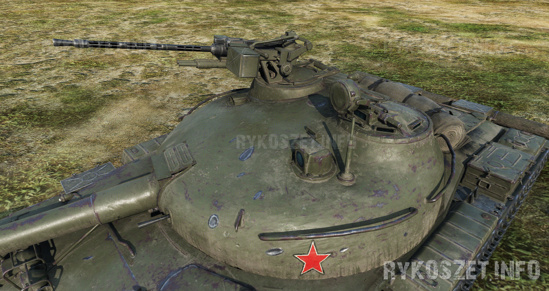 world of tanks obj 140 mod