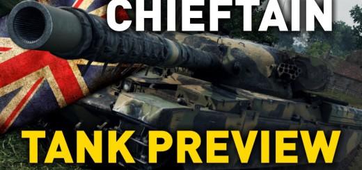 Bitwa Chieftain Mk. 6 –  QiuckyBaby