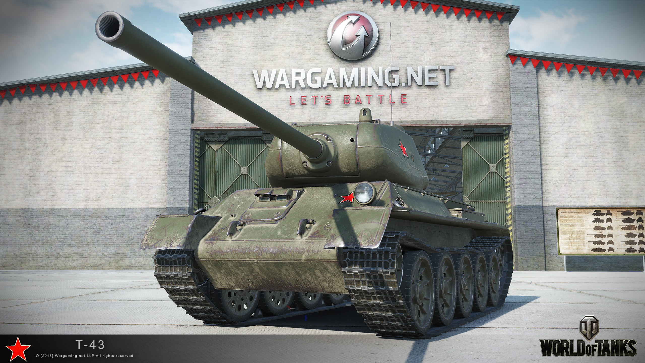 A 43 Wot world of tanks – page 591 – the armored patrol