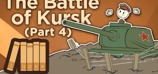 Bitwa o Kursk – historia w postaci kreskówki