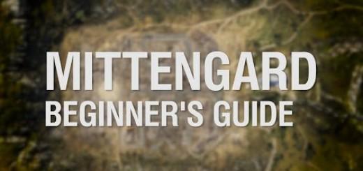 Poniedziałkowe mapy – Mittengard