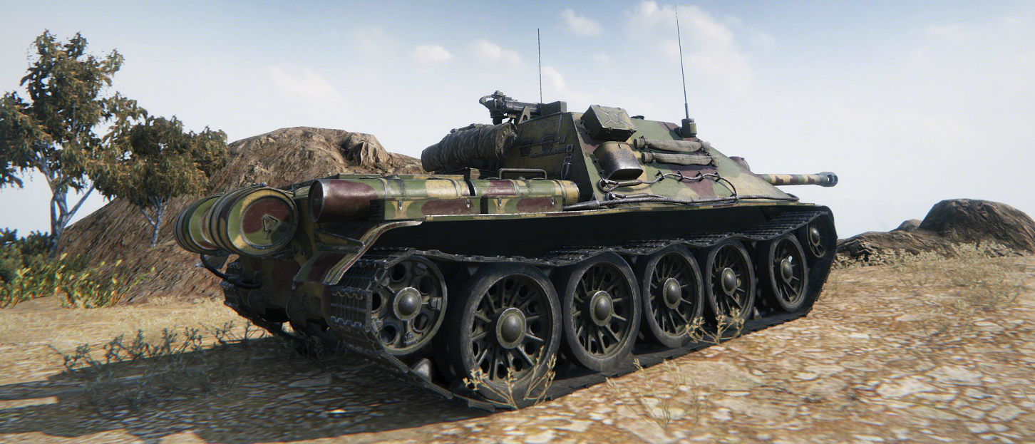 T-34-3 China Tankopedia World of Tanks