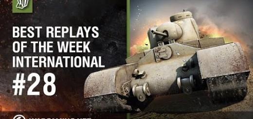 Najlepsze Międzynarodowe Powtórki Tygodnia #28