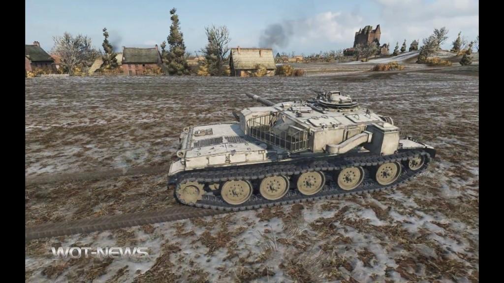 T95/Chieftain w obiektywie