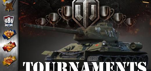 Turnieje WG – World of Tanks
