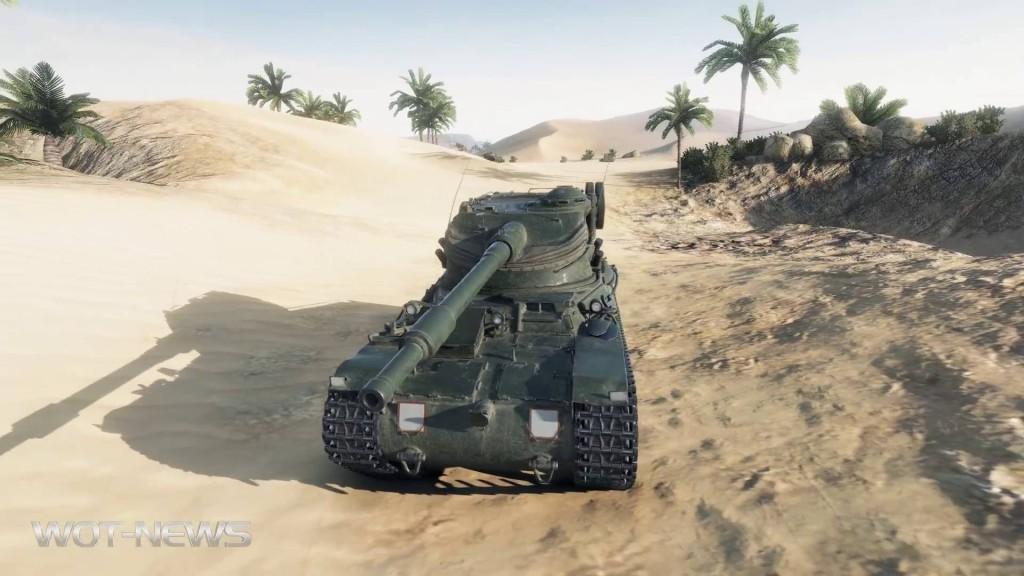 Strv m/42-57 Alt A.2 w obiektywie