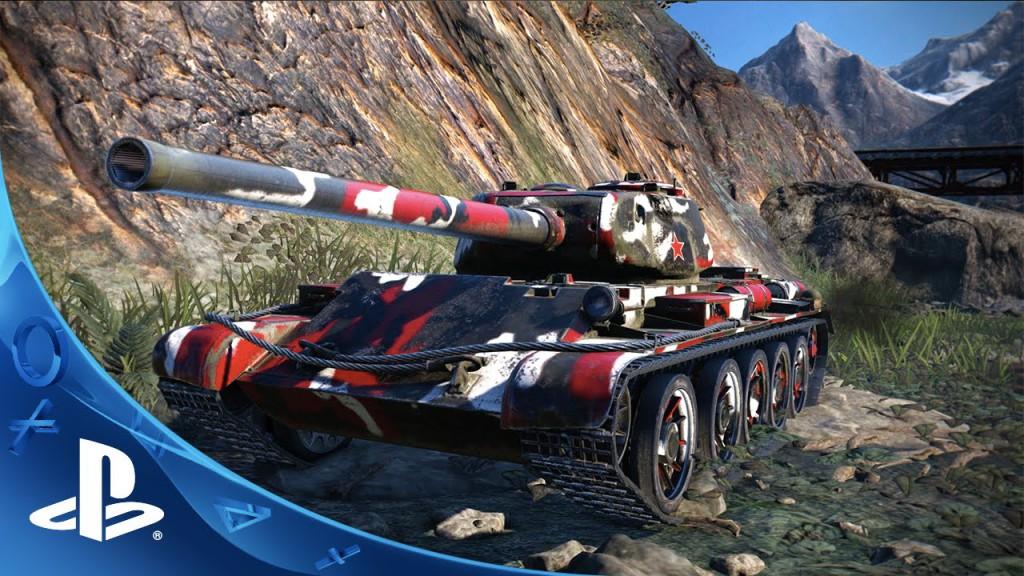 World of Tanks – Ojczyzna wzywa | PS4
