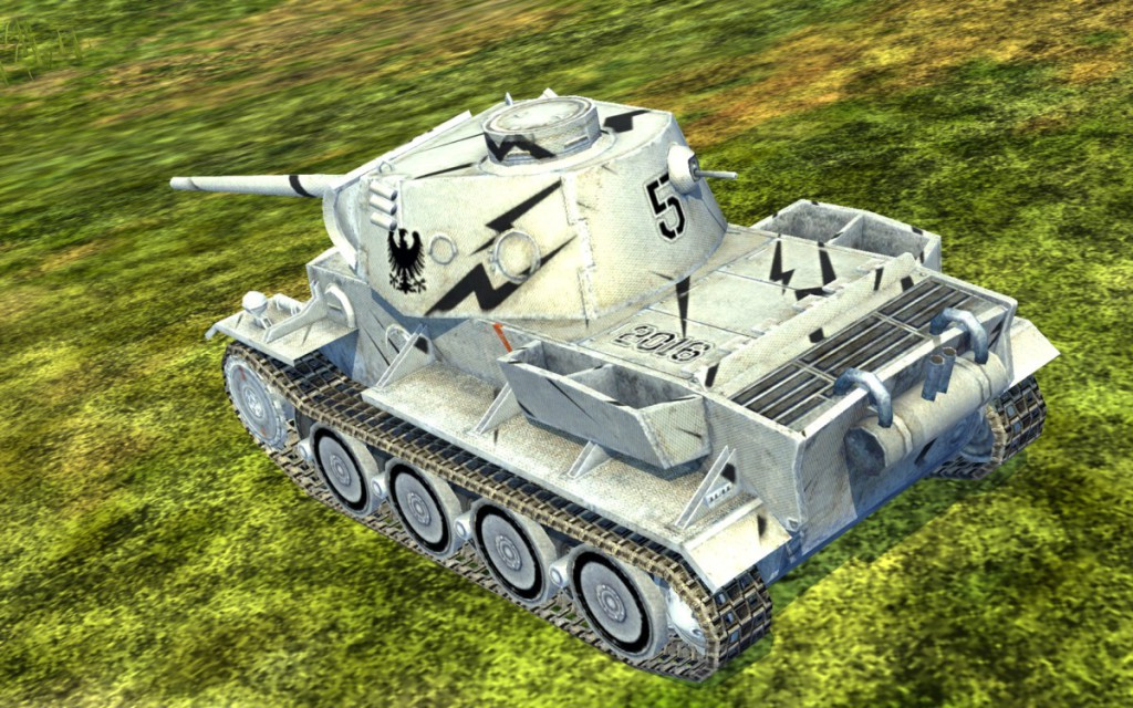 World of tanks blitz бои