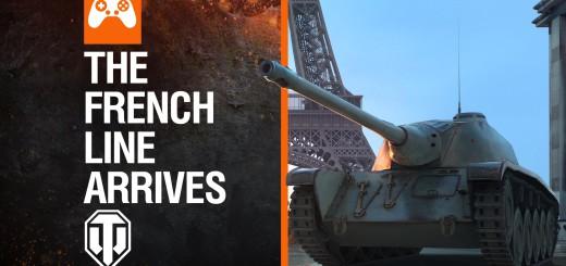 Francuska linia dotarła na konsole