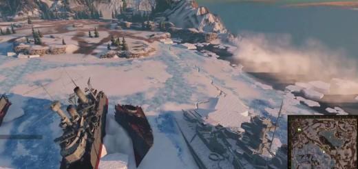 Mapa The Ridge 3 w obiektywie