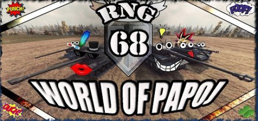 World of Tanks PAPOJ [RNG] EP#68