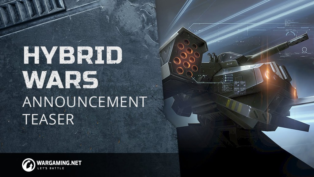 Hybrid Wars od Wargaming