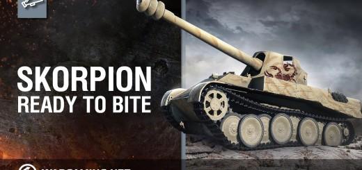 Jak grać: Rheinmetall Skorpion G