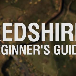 Poniedziałkowe mapy – Redshire