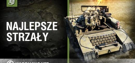 World of Tanks Polska – najlepsze strzały