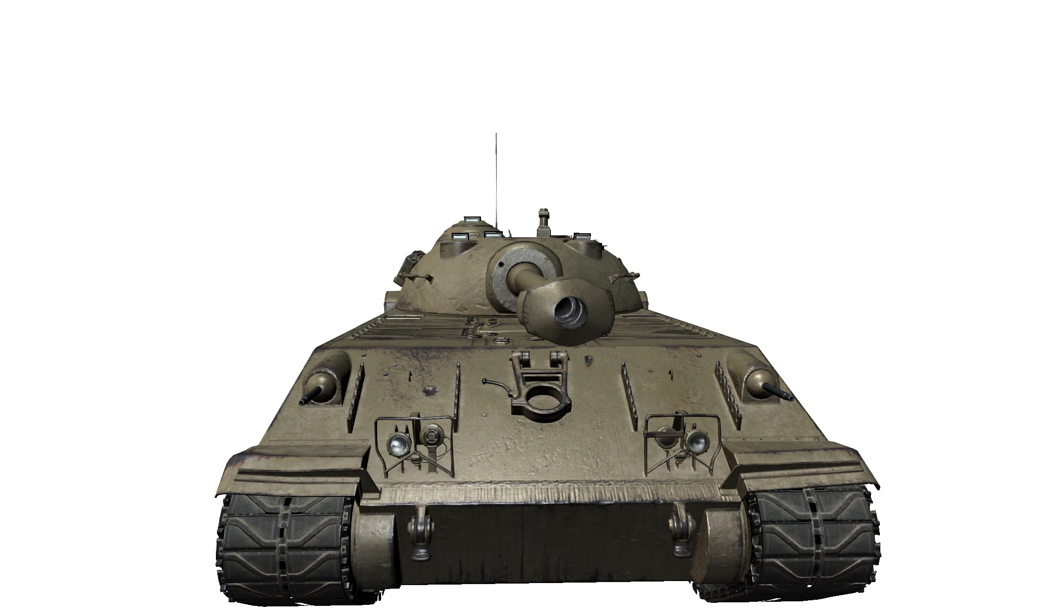 World of Tanks Supertester Chrysler K tier 8 USAA heavy ...