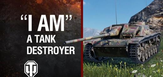 """I AM"" Tank Destroyer – World of Tanks"