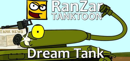 Nowy RanZar: wymarzony czołg