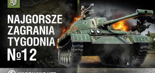 World of Tanks Polska – najgorsze zagrania tygodnia №12