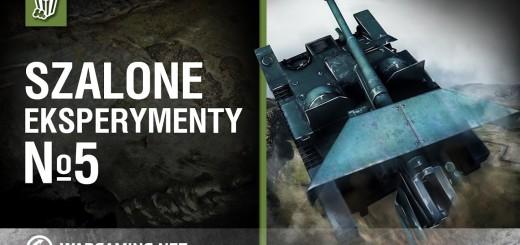 World of Tanks Polska – szalone eksperymenty №5