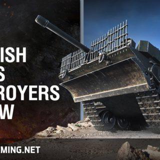 9.17 – przegląd szwedzkich niszczycieli czołgów