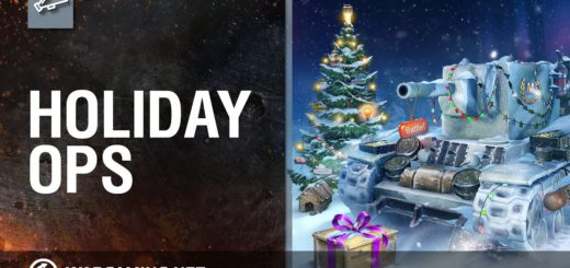 Holiday Ops – World of Tanks