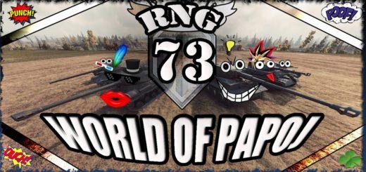World of Tanks PAPOJ [RNG] EP#73