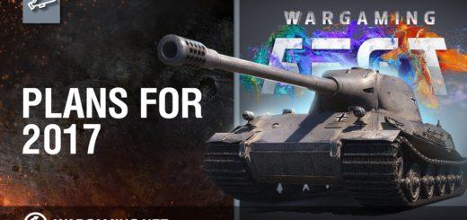 World of Tanks – plany na 2017 rok