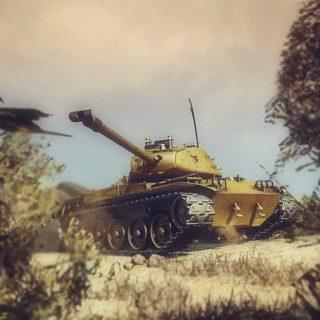 Armored_Warfare_USA_M41_by_Robert_Kowalczyk_900x600