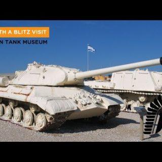 Muzeum Sił Pancernych w Latrun