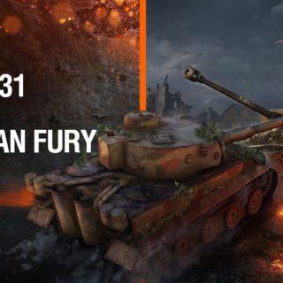 Tiger 131 vs Sherman Fury – trailer