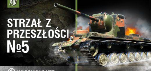 World of Tanks Polska – strzał z przeszłości №5