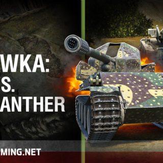 World of Tanks Polska – ustawka: M12 vs. G.W.Panther
